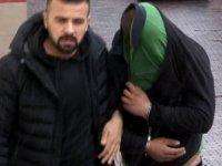 Mimarsinan Osb'de hırsızlar, polise demir çubuk ve levye ile saldırdılar