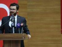AK Parti Kocasinan İlçe Başkanı Okandan Organlarını Bağışladı