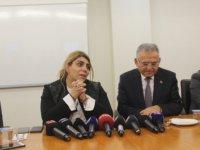 Belediye başkanlarından Kayserispor'a ziyaret