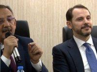 Bakan Albayrak: ''Kayseri ekonomisi Türkiye Ekonomisine Katkı Verecek''