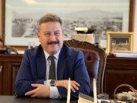 """Başkan Palancıoğlu: ''Erciyes Üniversitesi'nin almış olduğu ödüllerle gururlandık"""""""