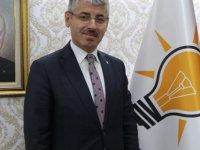 AK Parti İl Başkanı Şaban Çopuroğlu'ndan davet