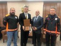 AK Parti Kayseri İl Başkanı Şaban Çopuroğlu:
