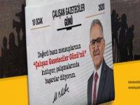 Kayseri Büyükşehir Belediye Başkanı Memduh Büyükkılıç