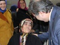 Tomarza'da 120 Kadın Kanser Taramasından Geçti