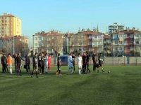 Kafkasspor-OSB Atletikspor maçının ardından olaylar çıktı