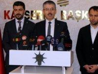 """Çopuroğlu: """"Tüm Türkiye'de yankı bulmuş faaliyeti inşallah başlatıyoruz"""""""