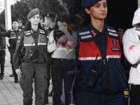 Kayseri'de aranması bulunan 621 kişi yakalandı