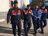 15 yıldır aranan V.Ö., Pınarbaşı ilçesinde yakalandı