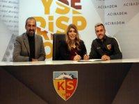 Brezilyalı orta saha Kayserispor'a imza attı