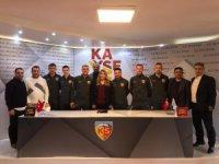 Kayserispor, 6 futbolcuyla sözleme imzaladı