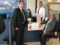 Kayser Şeker Turhal'da pancar bedelleri ödendi
