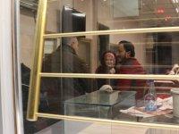 Sahabiye'de suriyelilerin sarraf dükkanında mahsur kalan kadınlar kurtarıldı