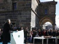 """""""KAYSERİ'NİN BAŞARISINDAN GURUR DUYUYORUZ"""""""