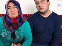 Engelli Muhammed ailesine yük olmamak için iş arıyor