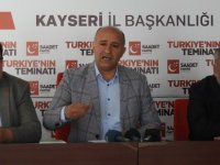 Erciyes'in ilgi gördüğünü tesislerin yetersiz kaldığını söyledi