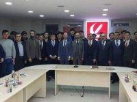 Ak Parti'den Toplu Istifa Edip Yeniden Refah Partisi'ne Katıldılar