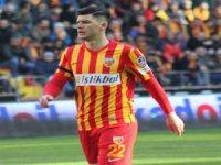 Kayserispor, son olarak Cristian Sapunaru'yu kadrosuna kattı