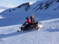 Erciyes'te mahsur kalan 2 dağcı kurtarıldı