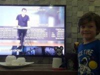 6 yaşında ki Kayserili Çocuk: ''Kumbaramda ki para depremzedelerin olsun''