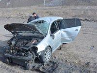 İncesu yolunda feci kaza: 2'si çocuk 4 yaralı