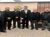 İl Başkanı Çopuroğlu Muhtarlar ve Stk başkanları ile bir araya geldi