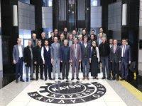 KAYSO Yönetim Kurulu Başkanı ve Mimarsinan OSB Müteşebbis Heyet Başkanı Büyüksimitci: