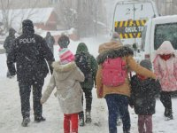 Kayseri'de 5 ilçede okullara 1 gün ara verildi