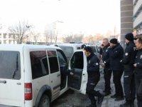 Kayseri'de Balıkçılar ve Sakatatçılar Çarşısı'nda bıçaklı kavga: 1 yaralı