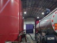 Kayseri'de piyasa değeri 3 milyon TL olan kaçak akaryakıt ele geçirildi