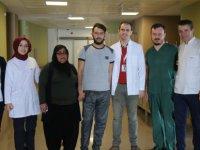 Kayseri Şehir Hastanesinde Kanserden Kurtuldu