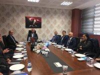 """SGK Kayseri İl Müdürü Hasgül:""""Kayıt dışı istihdamı önlemek amacıyla toplantılarımız devam edecek"""""""