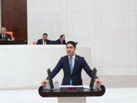 MHP Milletvekili Kayserili iş dünyasının kredi borçlarını meclise taşıdı