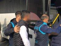 Kayseri'de bahis oynayarak 50 milyon TL kazanan şahıslar yakalandı