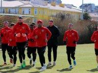 Kayserispor'da gözler Göztepe maçına çevrildi