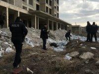 Germir'de 2 çocuk babası inşaat alanında ölü bulundu