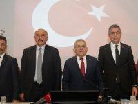 Kayseri Büyükşehir'den ortak İdlib bildirisi