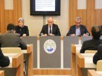 Yahyalı Belediyesi 5 ana gündem maddesini görüşerek karara bağladı