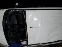 Develi'de kaza: 1 ölü, 2 yaralı