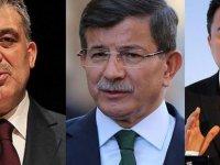 Davutoğlu ve Babacan'a koltuk verilmeyince gitti Gezinin müsebbibi Abdullah Gül
