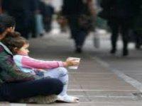 Kayseri'de Çocuğunu dilendiren 9 aileye işlem yapıldı
