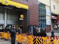 Kayseri'de PTT önleri boş kaldı