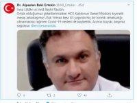 Erciyes Anadolu Holding'de Ufuk Yılmaz Üzüntüsü