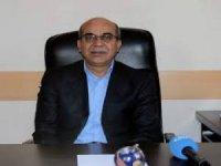 Anadolu Engelliler Kenti Toplu Konut Yapı Kooperatif Başkanı Osman Kılıç Berat Kandiliniz Mübarek Olsun