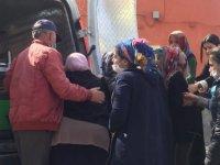 Yahyalı Çiğilli'de Yaşlı çift sobadan zehirlenerek hayatını kaybetti