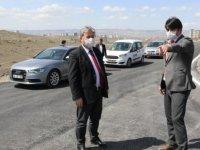 Melikgazi'den Fatih Mahallesi'ne 3 kilometrelik asfalt serimi