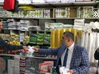 Kayseri Ticaret Odası 50 bin adet maske dağıttı