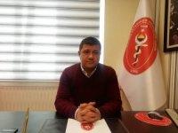 Kayseri Veteriner Hekimleri Odası Başkanı Akgün Ergül: