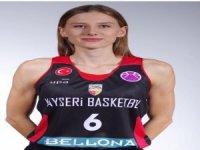 """Bellona Basketbol oyuncusu Albayrak, """"Türk oyuncuları için büyük fırsat"""""""