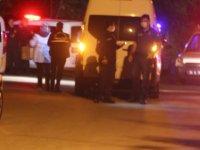 Talas'ta silahla vurulmuş halde bulundu